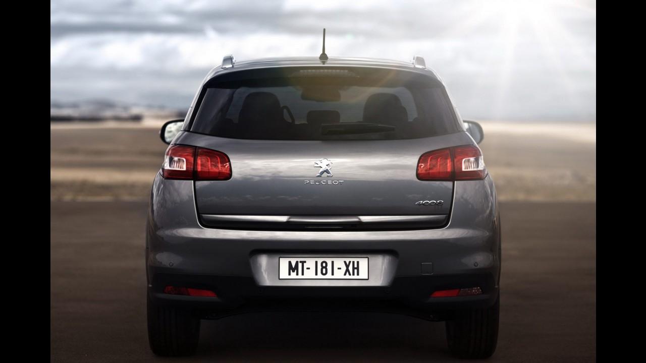 Peugeot 4008 é lançado na África do Sul