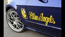 Ford Mustang Blue Angels é leiloado