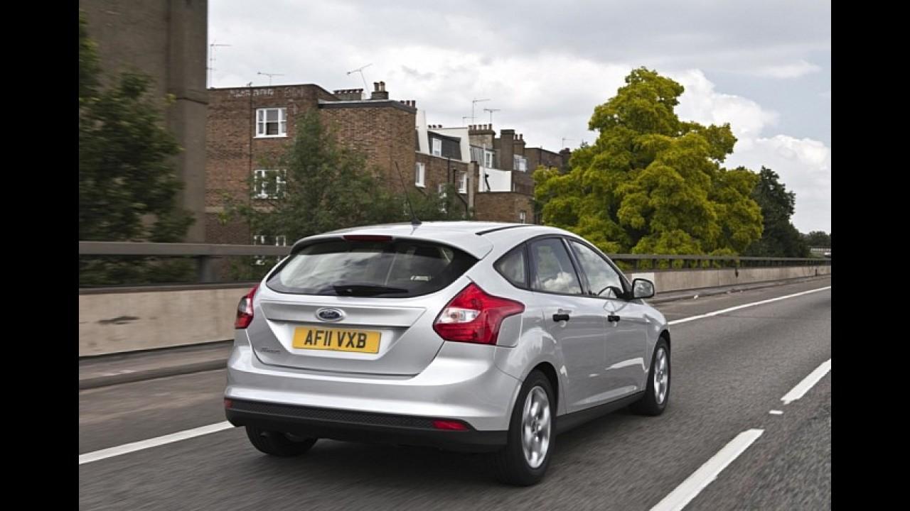 Ford Focus ganha versão de entrada Studio no mercado europeu