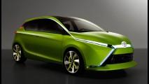 Salão de Pequim: Conceitos Dear Qin adiantam futura família de compactos globais da Toyota
