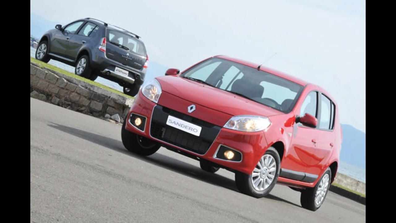 Clio é destaque em maio de crescimento para a Renault