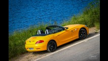 Teste especial de verão Carplace: BMW Z4 20i Pure Impulse - Na cor da estação