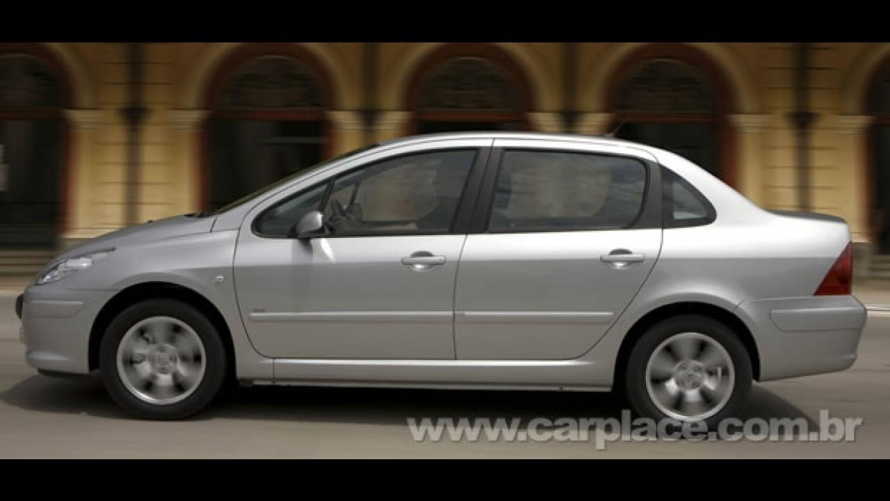 Peugeot lança versão do 307 Sedan exclusiva para portadores de necessidades especiais