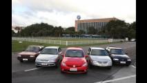 Volkswagen Gol completa 25 anos de liderança no Brasil