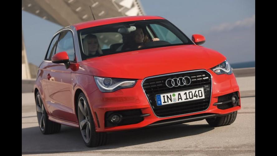 Audi e BMW crescem mais de 20% em fevereiro
