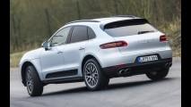 Porsche revisará 2.500 unidades do Macan por falha na montagem dos freios