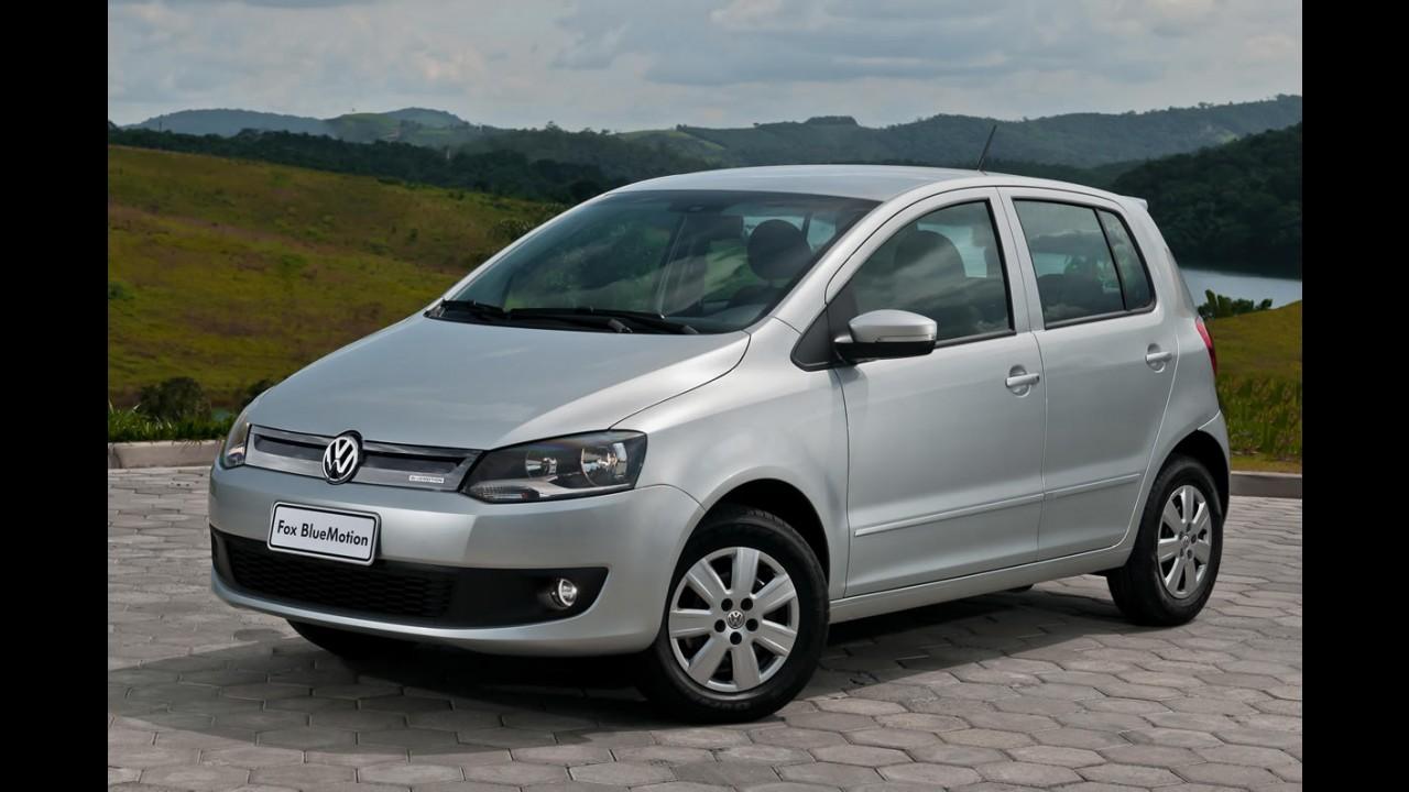 Segredo: VW Fox Bluemotion 1.0 três cilindros terá consumo de até 20 km/l