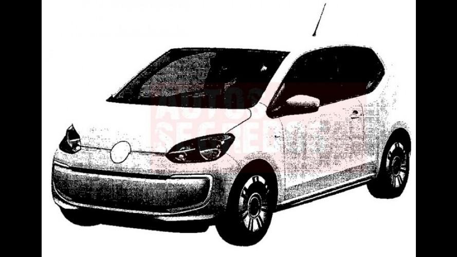 Volkswagen registra patente do up! no Brasil