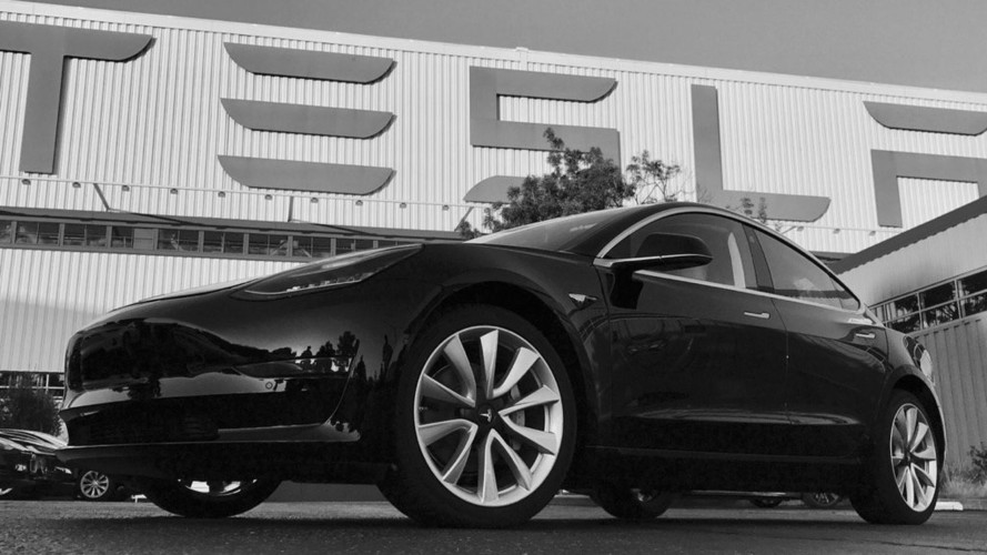 Tesla Model 3 Production Started, First Car Goes To Elon Musk