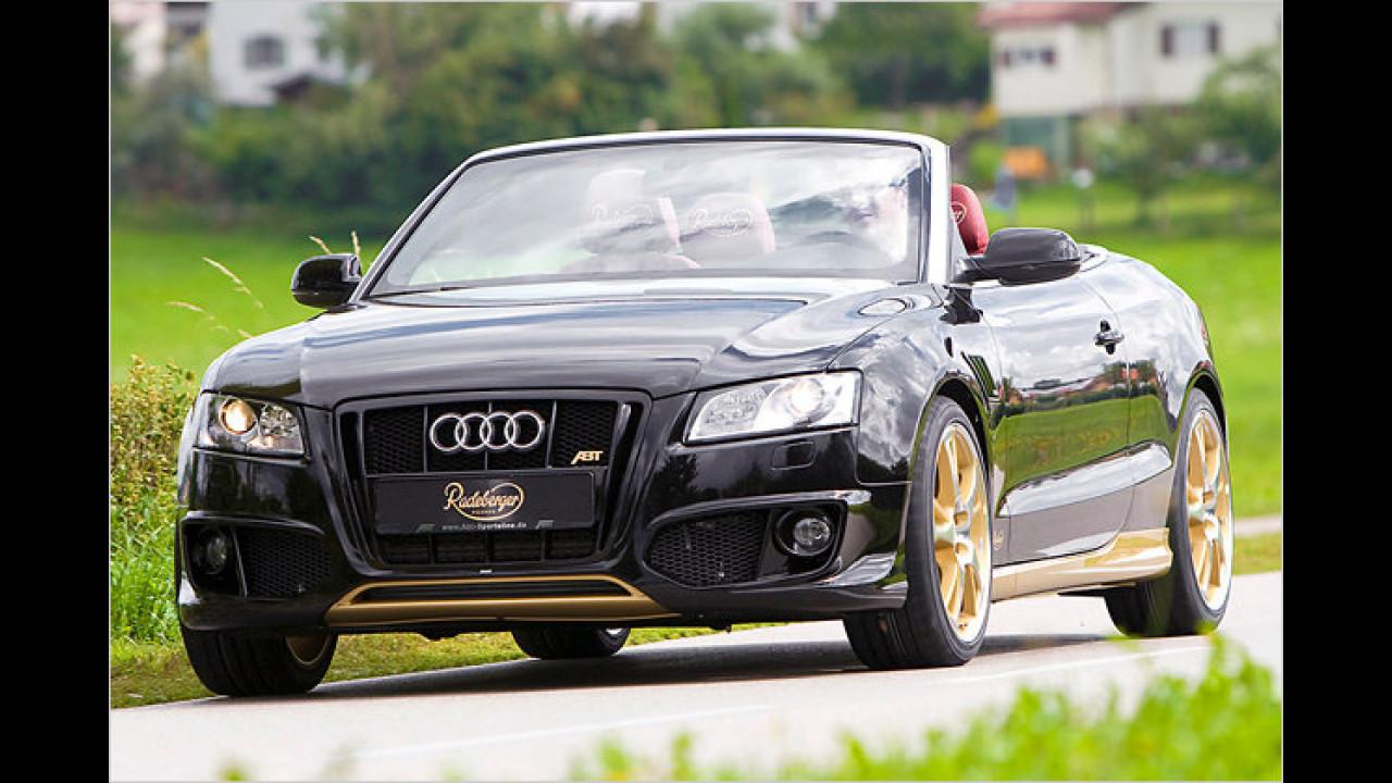 Schwarz-rot-goldener A5