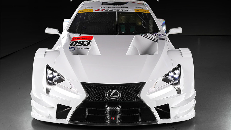 2017 Lexus LC500 Super GT
