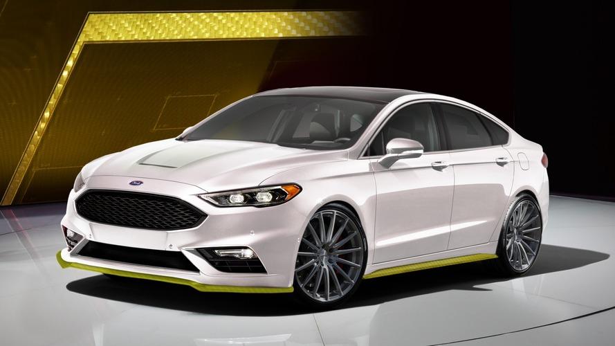 SEMA'ya hazırlanma sırası Ford Mustang ve Fusion Sport'ta