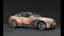 Infiniti G37 Anniversary Art Project Vehicle