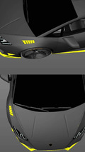 RevoZport teases 690 bhp Lamborghini Huracan with 100 kg weight loss and active aero