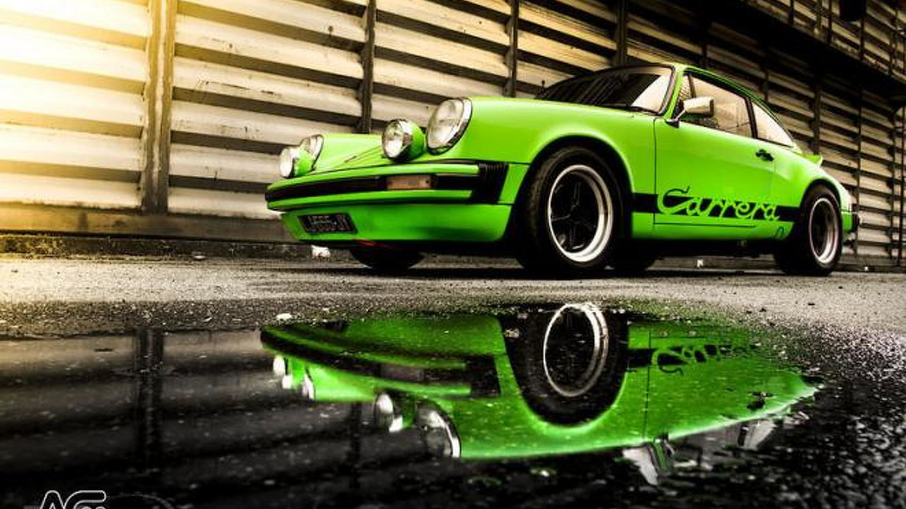 1973 Porsche 911 Carrera RS 2.7 ICON