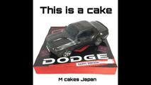 Mcakes Japan cake cars