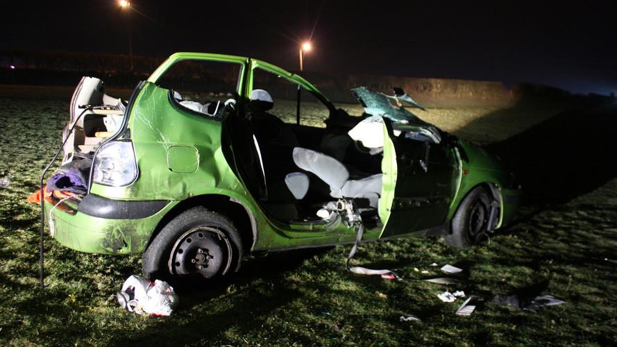 Sécurité routière - Mortalité en hausse de 15,4 % en juin