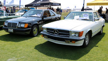 Mercedes-Benz - Legends of the Autobahn