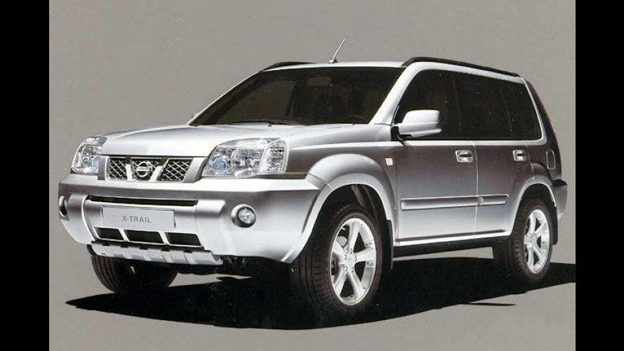 Sondermodell Nissan X-Trail Edition: Sportlicher Auftritt