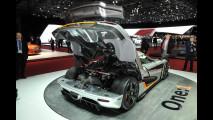 Koenigsegg al Salone di Ginevra 2014