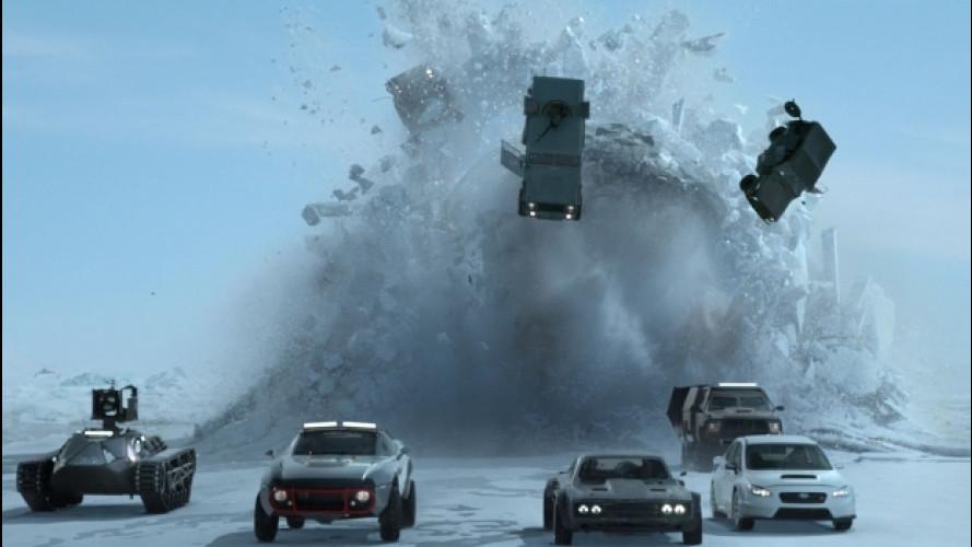 Fast & Furious 8, nuovo trailer per l'Italia [VIDEO]