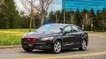 Ford Fusion Energi é o mais novo carro da polícia americana
