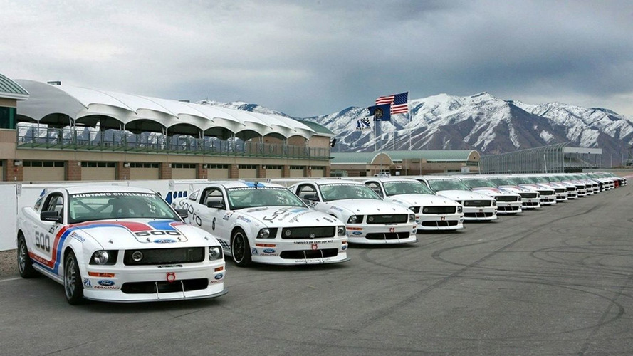 First Ford Mustang FR500S Race Cars Delivered