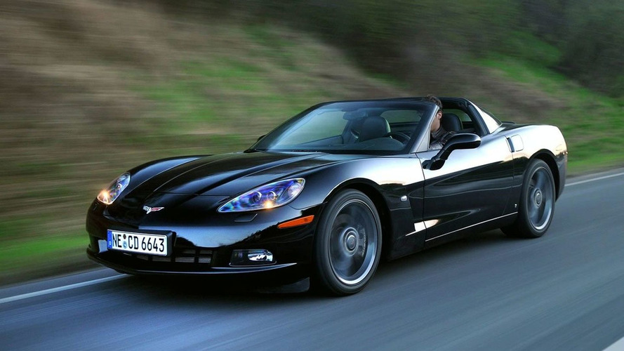 Corvette C6 Competition edition