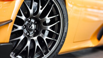 Lexus pays tribute to the LFA [video]