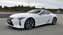Lexus LC F allegedly debuts with 600 hp at Tokyo Motor Show