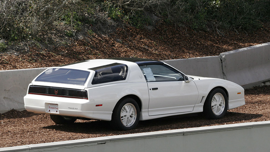 Bizarre Pontiac Trans Am Kammback concept up for auction