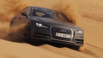 Vídeo: cupê Audi A7 Sportback encara dunas em Dubai!