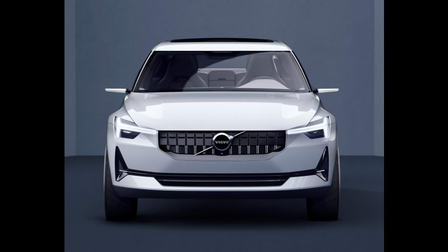 Volvo antecipa como serão os novos compactos XC40 e S40