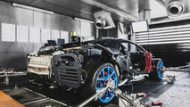 2017 Bugatti Chiron production at Molsheim factory