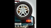 Mercedes-AMG G65 4x4² Cabrio teaser