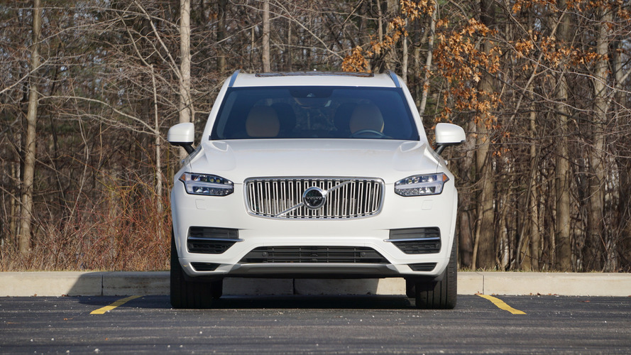 Next Volvo XC90 is coming in 2021 with Level 4 autonomous tech