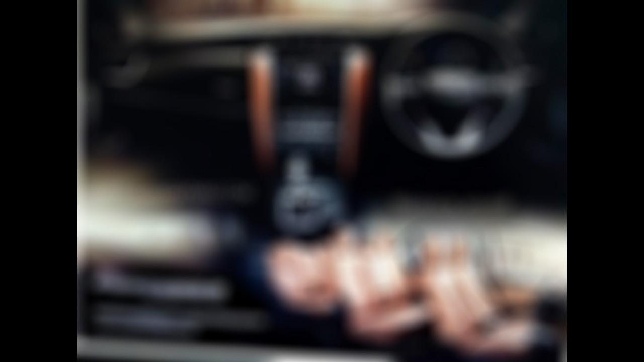 Toyota mostra teasers do novo SW4; interior será diferente da Hilux