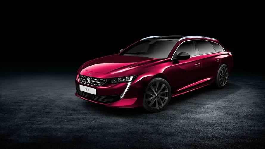 Peugeot 508 familiar: ¿listo para el salón de París 2018?