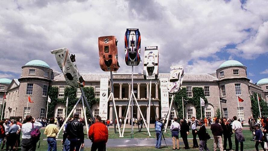 Goodwood Festival of Speed central features