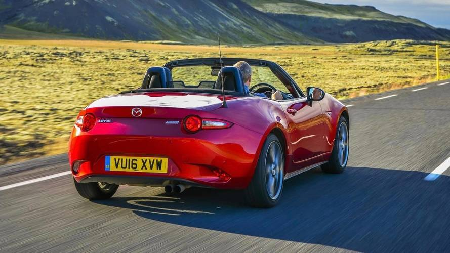 Top nine most affordable convertibles