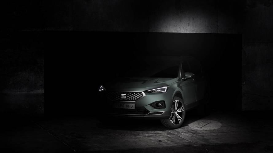 SEAT Tarraco 2018: el nombre del SUV de siete plazas ya es oficial (incluye nuevas fotos)