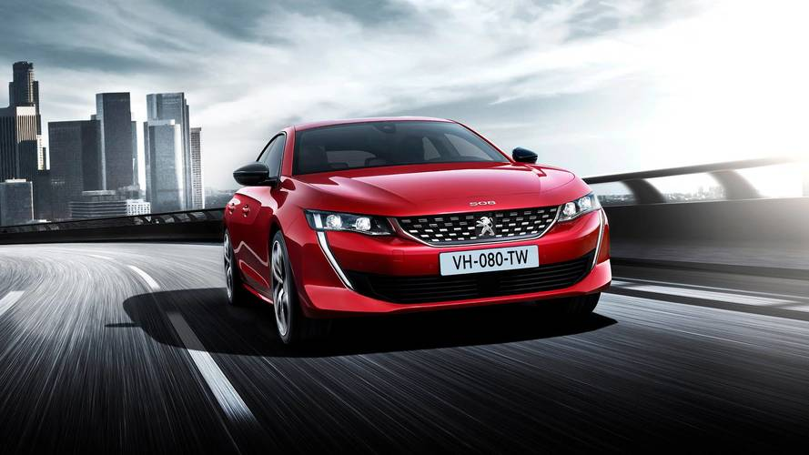 Peugeot 508 Makes Our Day Better Thanks To First Official Video