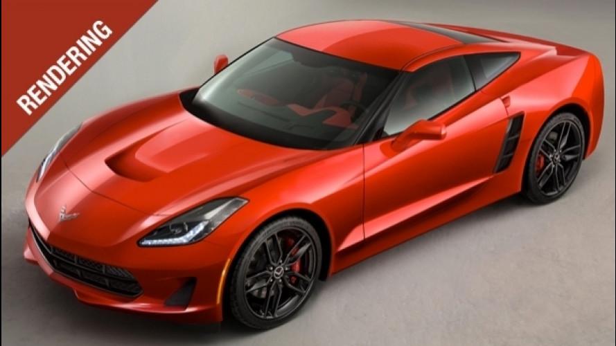 Chevrolet Corvette, con la C8 si cambia formula