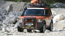 Land Rover G4 Challenge