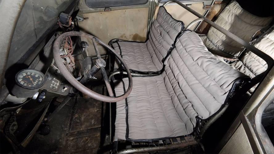 Citroën 2CV subastado