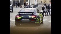 Mercedes AMG GT Coupé 4 doors, nuove foto spia