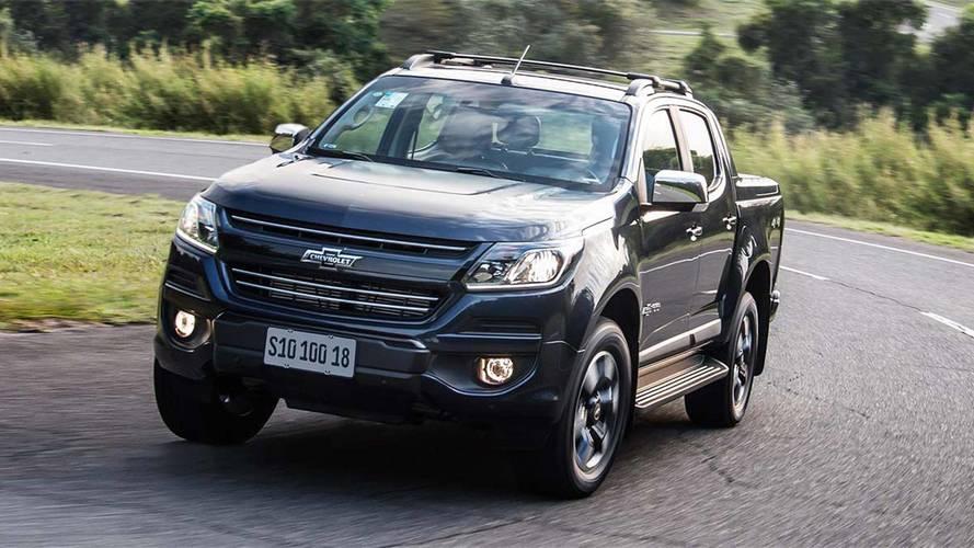 Chevrolet S10 terá versão Midnight Edition no Brasil