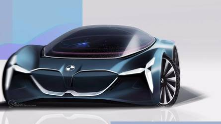 BMW Vision Grand Tourer Glimpses The Future Of Motoring