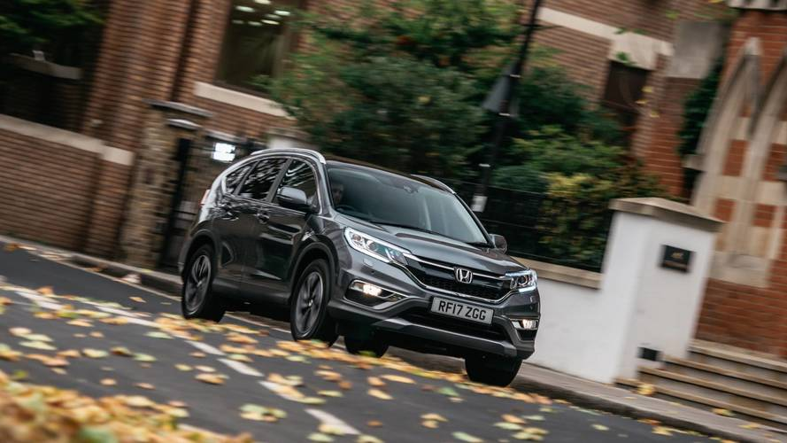 Honda CR-V 1.6 i-DTEC 4WD: Living with it