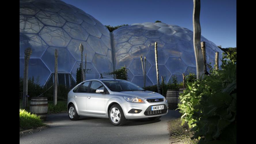 E' una Ford Focus la Green Car of the Year 2008